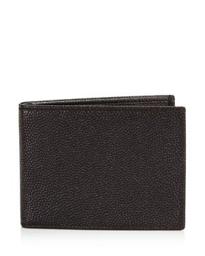 The Men's Store at Bloomingdale's Textured Leather Wallet - 100% Exclusive