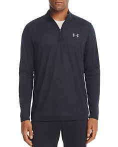 Under Armour Threadborne Siro Half-Zip Shirt - Bloomingdale's_0
