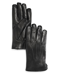 The Men's Store at Bloomingdale's - Fur-Lined Gloves - 100% Exclusive