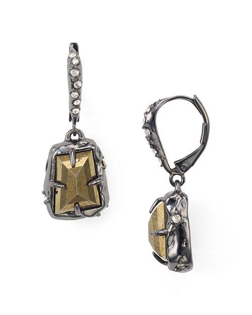 Alexis Bittar - Stone Drop Earrings