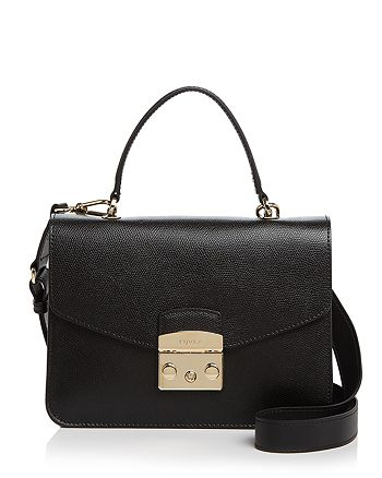 Furla - Metropolis Small Leather Satchel