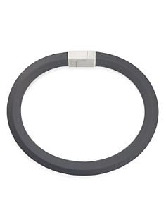 David Yurman - Men's Hex Bracelet in Gray