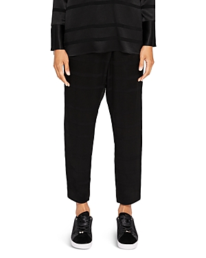 Ted Baker Ted Says Relax Steller Stripe Wrap-Front Pants