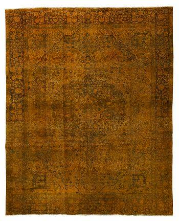 "Solo Rugs - Vintage Area Rug, 12'2"" x 9'10"""