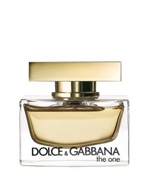 DOLCE & GABBANA THE ONE 1.6 OZ/ 50 ML EAU DE PARFUM SPRAY