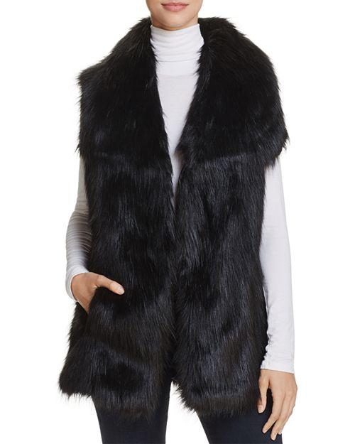 Via Spiga - Faux Fur Vest