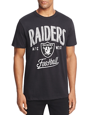 Junk Food Raiders Kickoff Crewneck Short Sleeve Tee