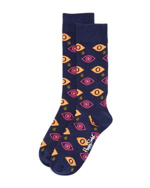 Happy Socks Crying Eyes Socks
