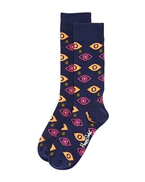 Happy Socks Crying Eyes Socks