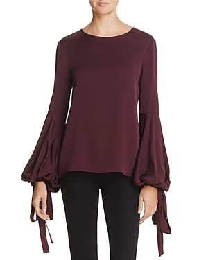 Milly Juliette Bell-Sleeve Top