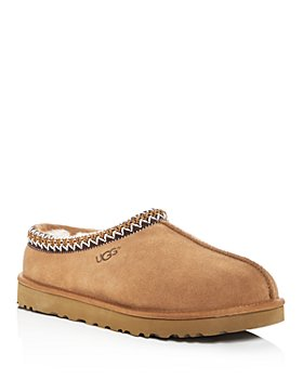 UGG® - Men's Tasman Suede & Shearling Slippers
