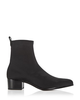 Archive - Women's Irving Neoprene Block Heel Booties