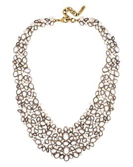 "BAUBLEBAR - Kew Collar Statement Necklace, 16"""