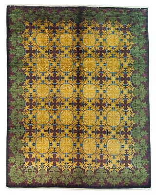 Solo Rugs Suzani Area Rug 10 4 X 8 2 Bloomingdale S