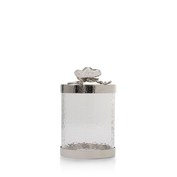 Michael Aram - Small White Orchid Canister