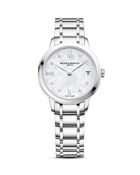 Baume & Mercier - Classima Diamond Watch, 31mm