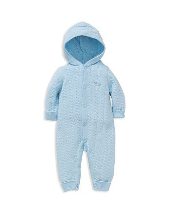 16b56f270707 Little Me Boys  Cable Knit Coverall - Baby