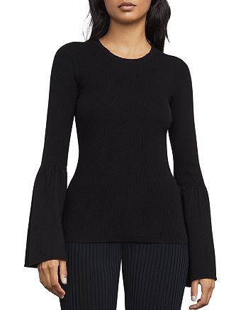 BCBGMAXAZRIA - Waverley Flared-Sleeve Sweater
