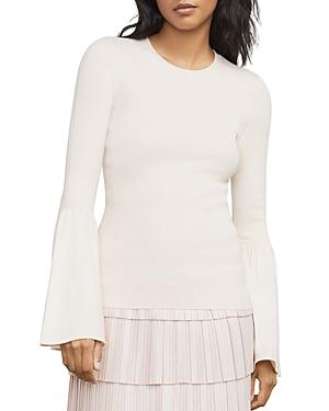Bcbgmaxazria Waverley Flared-Sleeve Sweater at Bloomingdale's