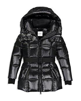 SAM. - Girls' Soho Belted Down Puffer Jacket - Big Kid