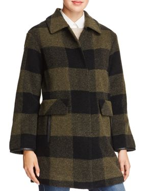 Pendleton Paul Bunyan Plaid Coat