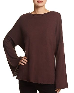 Michelle by Comune Wenona Flare Sleeve Top