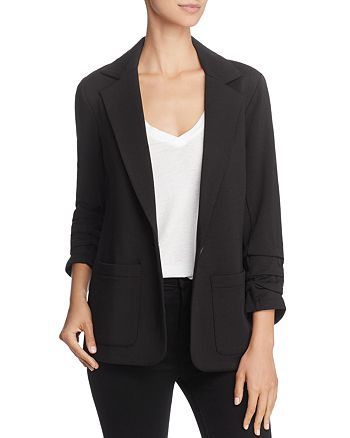 Bailey 44 - Jane Ruched Sleeve Blazer