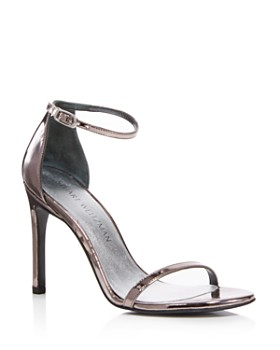 bf3e3d0acaa5 Stuart Weitzman - Women s Nudistsong High-Heel Sandals ...