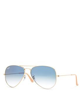 ... 55mm Ray-Ban - Unisex Classic Aviator Sunglasses, 55mm 2a071a3ec3