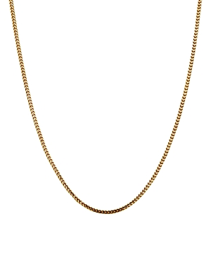 Bloomingdale's 14K Yellow Gold 2.5mm Franco Chain Necklace, 24 - 100% Exclusive