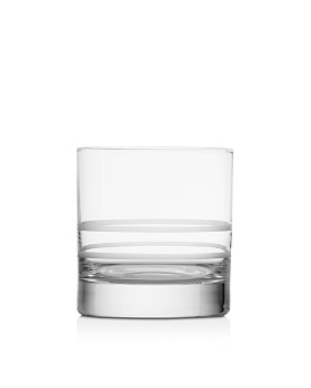 Crafthouse by Fortessa - Iceberg Double Old Fashioned Glass, Set of 4