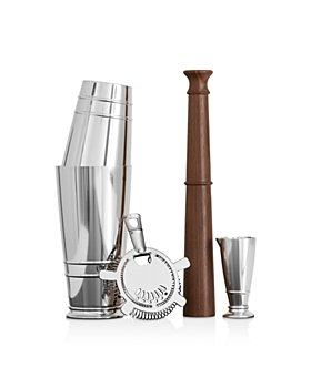 Crafthouse by Fortessa - 4-Piece Shaker Set