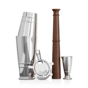Crafthouse 4-Piece Shaker Set
