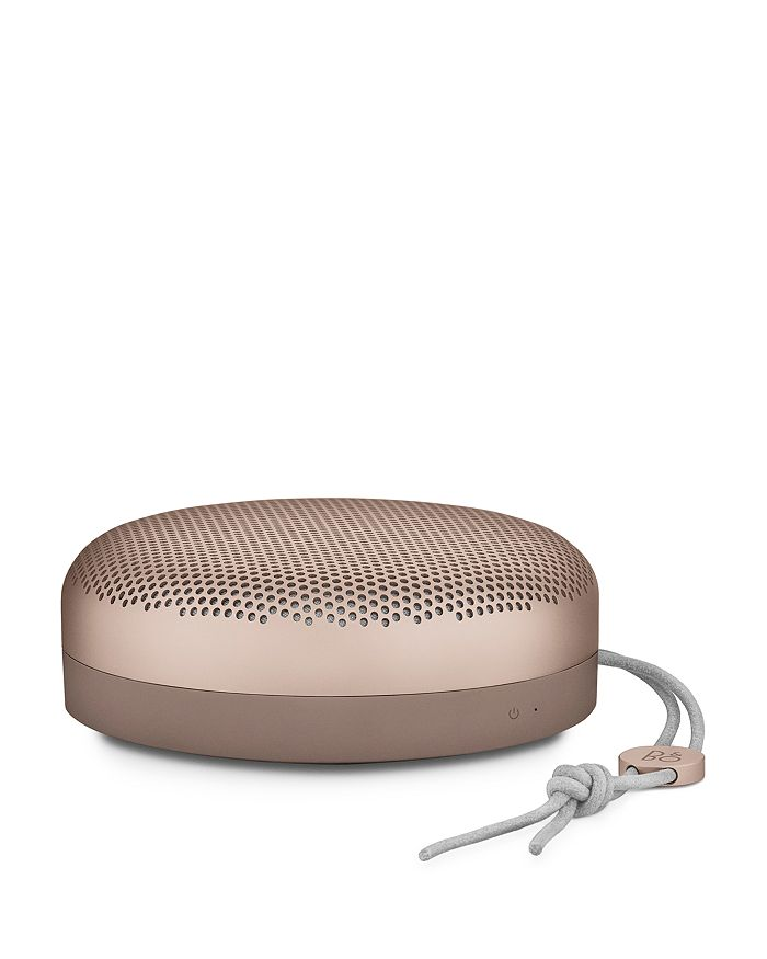 B&o Play A1 Bluetooth Speaker In Sand Stone