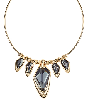 Robert Lee Morris Soho Round Wire Collar Necklace, 18