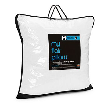 Bloomingdale's - My Flair Asthma & Allergy Friendly Medium European Pillow - 100% Exclusive