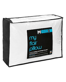 Bloomingdale's - My Flair Asthma & Allergy Friendly Medium Density Down Pillow Collection - 100% Exclusive