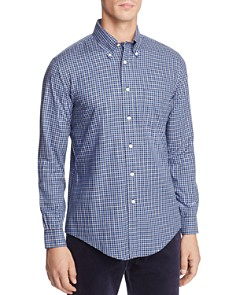 Brooks Brothers Check Long Sleeve Button-Down Shirt - Bloomingdale's_0