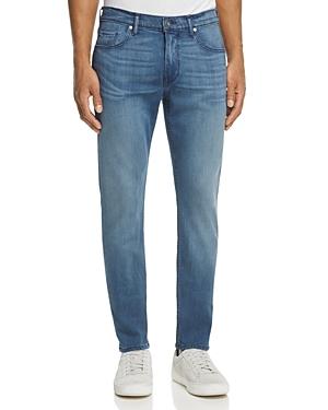 Paige Federal Slim Fit Jeans in Skylar