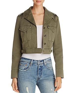 Fillmore Eisenhower Cropped Jacket