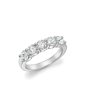 d26a10c581741f Bloomingdale's - Certified Diamond Band Ring in 18K White Gold, 1.50 ct.