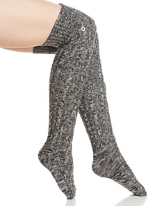 UGG® Cable Knit Socks - Bloomingdale's_0