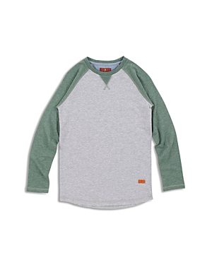 7 For All Mankind Boys' Raglan Tee - Little Kid