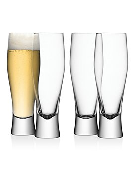 LSA - Bar Beer Glass, Set of 4