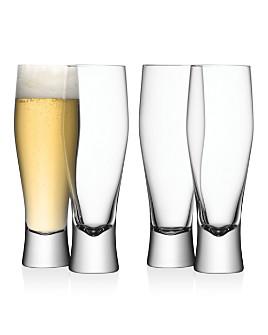 LSA - Bar Beer Glass, Set of 4