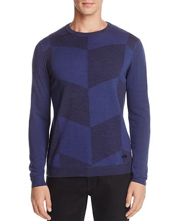 Armani Collezioni - Diamond Check Sweater