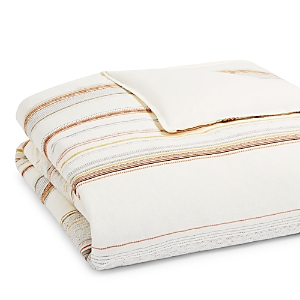 Coyuchi Organic Cotton Pacific Grove Duvet Cover, Full/Queen