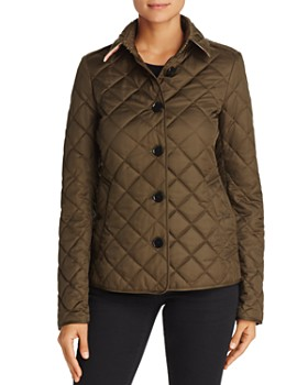 Burberry Quilted Jacket - Bloomingdale s 1335fb3acf1e
