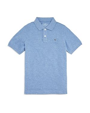 Vineyard Vines Boys Classic Pique Polo Shirt  Big Kid