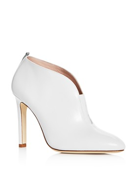 SJP by Sarah Jessica Parker - Women's Trois Leather High-Heel Booties